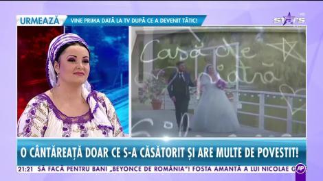 Cum şi-a găsit Silvana Rîciu fericirea la un an de la divorţ! Cele mai spectaculoase momente de la nunta artistei!