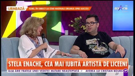 """N-a crezut nicio clipă că """"Liceenii"""" va avea succes! Stela Enache, un interviu sincer despre Tamara Buciuceanu-Botez și cel mai iubit film românesc"""