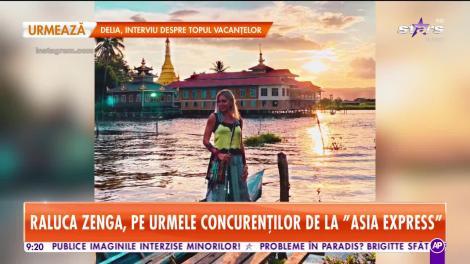Star Matinal. Raluca Zenga, vacanță în cea mai tare destinație din Asia