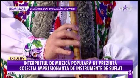 Un interpret de muzică populară deţine o goarnă veche de peste o sută de ani ce a aparţinut lui Adolf Hitler!