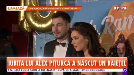 Star Matinal. Cristina Ich și Alex Pițurcă au devenit părinți! Toate detaliile nașterii în secret
