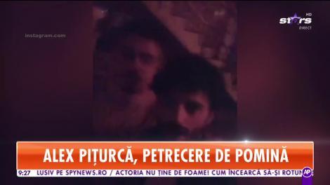 Star Matinal. Alex Piţurcă este în culmea fericirii! Shot-urile să curgă, pentru că Noah Alexandru s-a născut