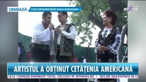 Ionuţ Dolănescu a dat lovitura! Interpretul de muzică populară este de acum cetăţean American cu drepturi!