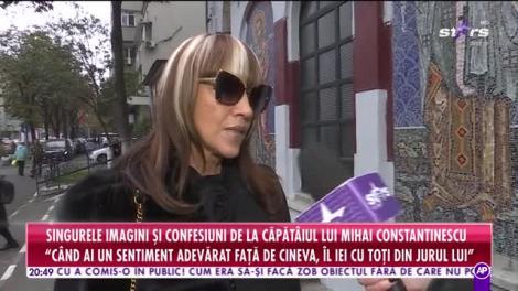 """Ultimele cuvinte pe care i le-a spus fosta soţie lui Mihai Constantinescu! Declaraţii sfâşietoare: """"Ştiam că va muri"""""""