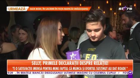 Star Matinal. Selly, primele declaraţii despre relaţie