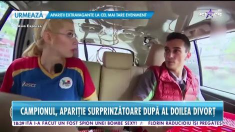 Star News. Marian Drăgulescu şi Larisa Drăgulescu, din nou împreună