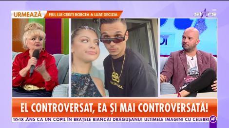 Star Matinal. Cristi Manea şi iubita Irina, prima apariţie la un eveniment monden