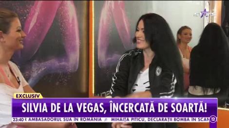 Silvia de la Vegas, încercată de soartă! A fost nevoită să se întoarcă, de urgenţă, în România!