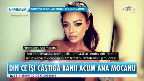 Star News. Ana Mocanu nu mai suferă după fostul iubit. Fosta asistentă TV a revenit la vechile obiceiuri