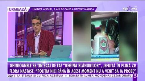 Agenția Vip. Regina blănurilor, jefuită în plină zi: Poliția nici nu a venit să ia probe