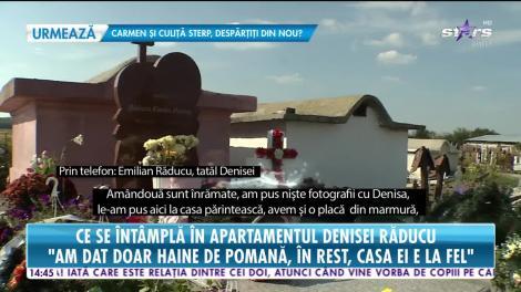 Star News. Ce se întâmplă în apartamentul Denisei Răducu. De ce îl ţine familia închis