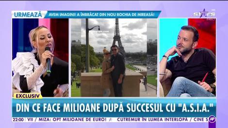 "Cum face milioane Anca Neacşu, după succesul cu trupa ""A.S.I.A."""