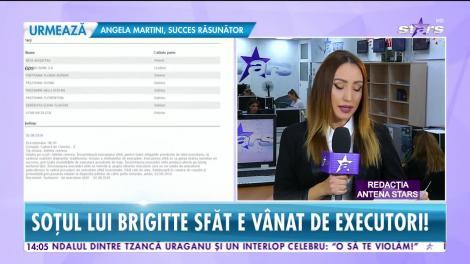 Star News. Soţul lui Brigitte Sfăt, vânat de executori. Ce se întâmplă cu afacerile lui Florin Pastramă