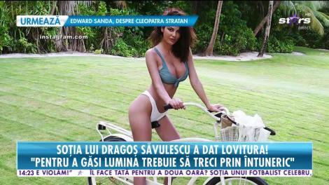 Star News. Soţia lui Dragoş Săvulescu, Angela Martini, succes răsunător cu prima carte publicată