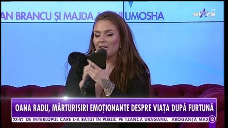 """Văduvă la 25 de ani! În loc de nuntă, inmormântare! Oana Radu: """"Nu cred că meritam lecţia asta de viaţă!"""""""