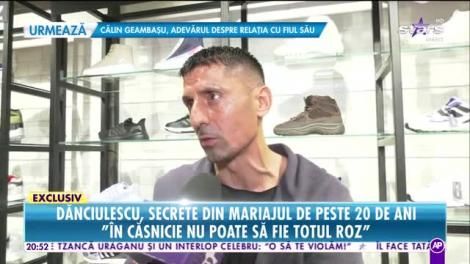 Ionel Dănciulescu, secrete din mariajul de peste 20 de ani!