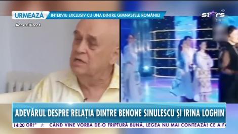 Benone Sinulescu şi-a făcut deja testamentul