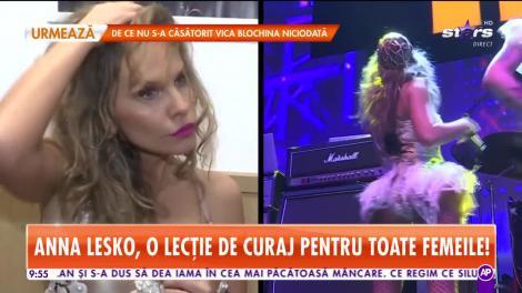 Anna Lesko iubeşte din nou!
