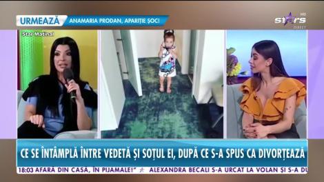 Star News. Andreea Tonciu a vorbit despre certurile cu soţul. Ce se întâmplă cu adevărat în căsnicia ei