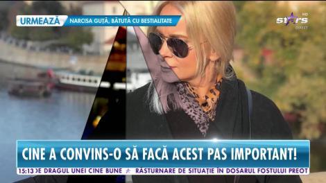 Paula Chirilă vorbeşte despre al doilea copil