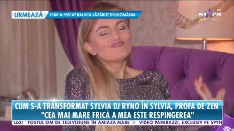 Star news. Sylvia, diagnostic crunt și vindecare prin yoga