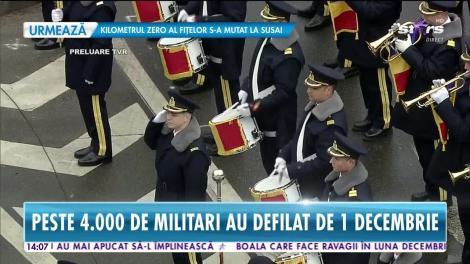 Star News. Mii de români la parada organizată cu ocazia Zilei Naţionale a României
