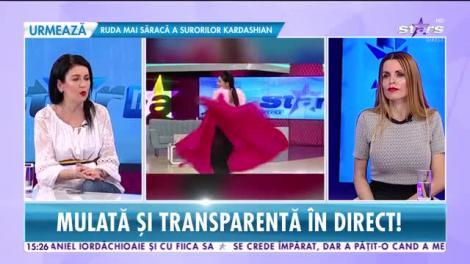 Star News. Bianca Rus, apariţia de senzaţi. Ce se întâmplă în viaţa ei după divorţ