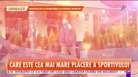 Star Matinal. Filmări cu Horia Tecău. Care este cea mai mare plăcere a sportivului