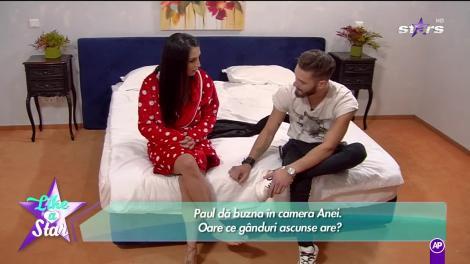 """Paul, către Ana: """"Îmi place de tine!"""""""