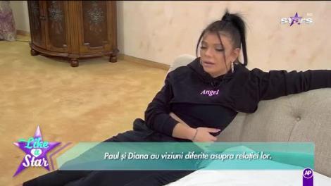Diana este revoltată de gestul lui Paul! A vrut să o sărute pe Ana!
