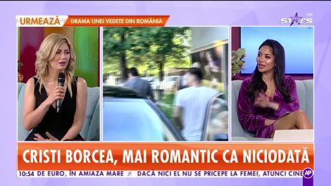 Cristi Borcea şi Valentina Pelinel, vacanţă romantică la Florenţa