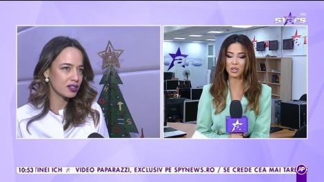 Andreea Raicu vrea să revină în televiziune!