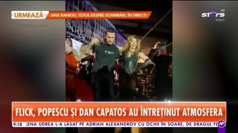Star Matinal. Lorenada Groza şi Flick au făcut show incendiar într-un club din Iaşi