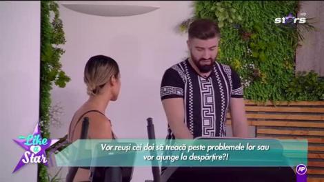 Like a star! Nicoleta și Tavi s-au despărțit!: Nu mă simt comod în relația cu tine