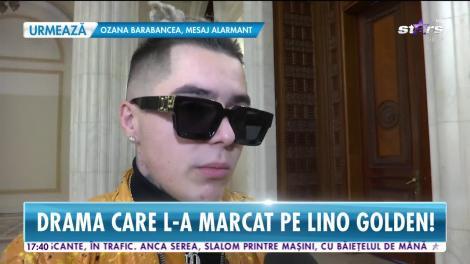 Star News. Ce face Lino Golden, fiul adoptiv al lui Alex Velea, ca să treacă peste suferința care i-a marcat viața