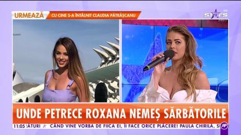 Star Matinal. Roxana Nemeș, proiect important alături de iubit: M-am apucat de vlogging