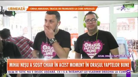 Star Matinal. Ce fac Flick şi Popescu în Oraşul Faptelor Bune