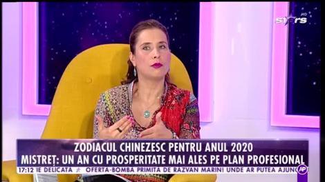 Lumea Nevăzută. Zodiacul chinezesc pentru anul 2020 - partea III