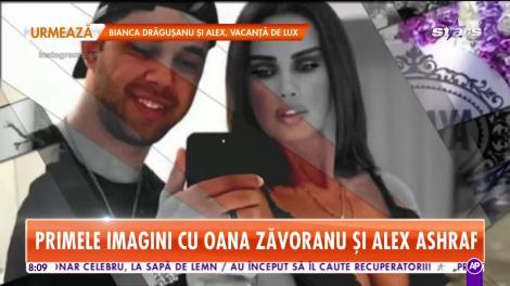 Star Matinal. Primele imagini cu Oana Zăvoranu și Alex Ashraf, după ce s-a zvonit că s-ar fi despărțit