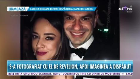 Star News. Andreea Raicu s-a fotografiat la braţul unui bărbat misterios, dar a șters poza la scurt timp