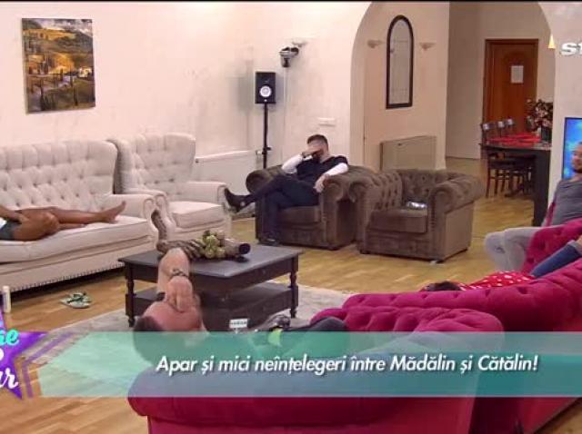 """Bătaie în casa Like a Star! Mădălin, către Cătălin: """"ești un Smeagol pe steroizi"""" - VIDEO"""