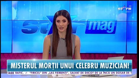Doliu în muzica românească! Un mare artist a murit înainte de Sărbători, dar s-a aflat abia acum