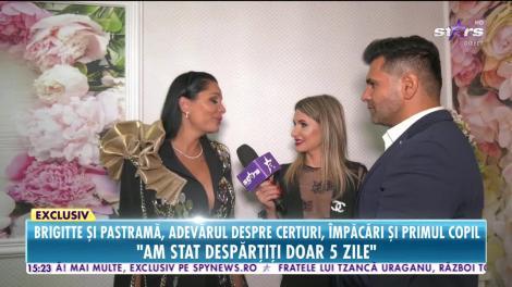 Star News. Brigitte şi Florin Pastramă, adevărul despre certuri, împăcări și primul copil