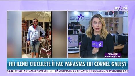 Star News. Cine a venit la parastasul lui Cornel Galeș
