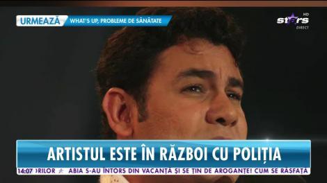 Star News. Ionuţ Dolănescu, în război cu Poliția. Artistul ajunge în fața judecătorilor