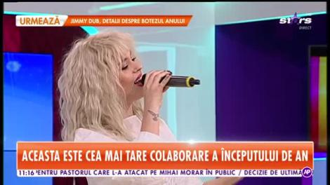 """Misha cântă, la Star Matinal, melodia """"Asul de inima albastră"""""""