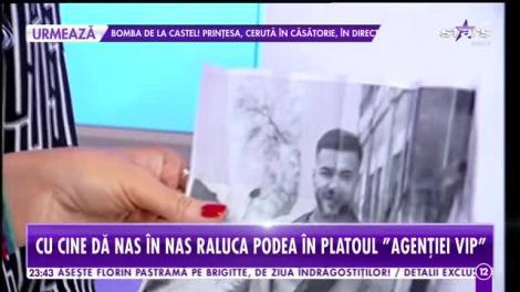 Cu cine dă nas în nas Raluca Podea în platoul Agenției Vip