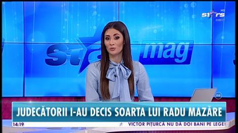 Judecătorii i-au decis soarta lui Radu Mazăre! Fostul edil al Constanţei rămâne în spatele gratiilor