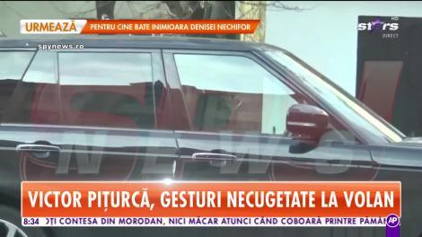 Star Matinal. Victor Piţurcă nu dă doi bani pe lege! Face gesturi necugetate şi nu are regrete