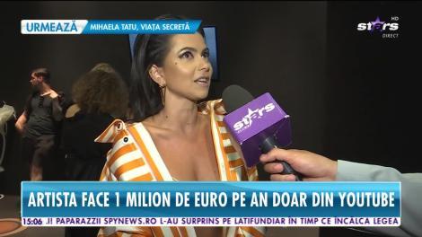 Star News. Cum a ajuns Inna cea mai bogată cântăreață din România
